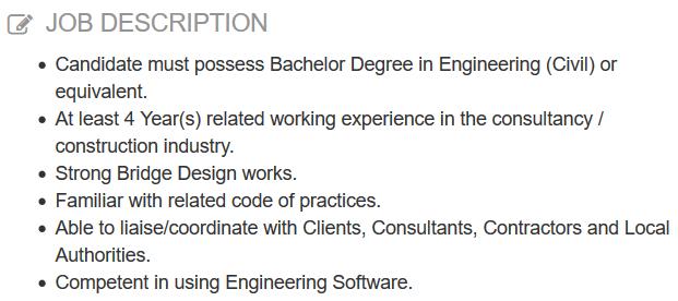 contoh resume graduan
