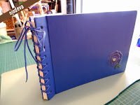 encuadernacion con cintas