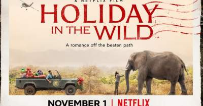 Holiday In The Wild 2019 Dual Audio Hindi Full Movie 480p