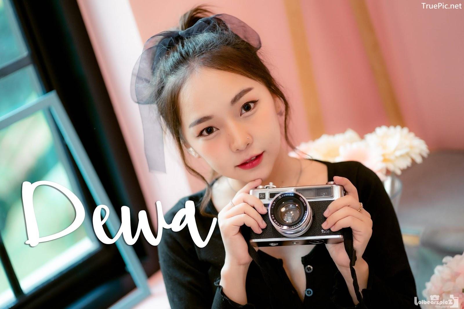 Image Thailand Model - Sunna Dewa - Cute Naughty Girl - TruePic.net - Picture-1