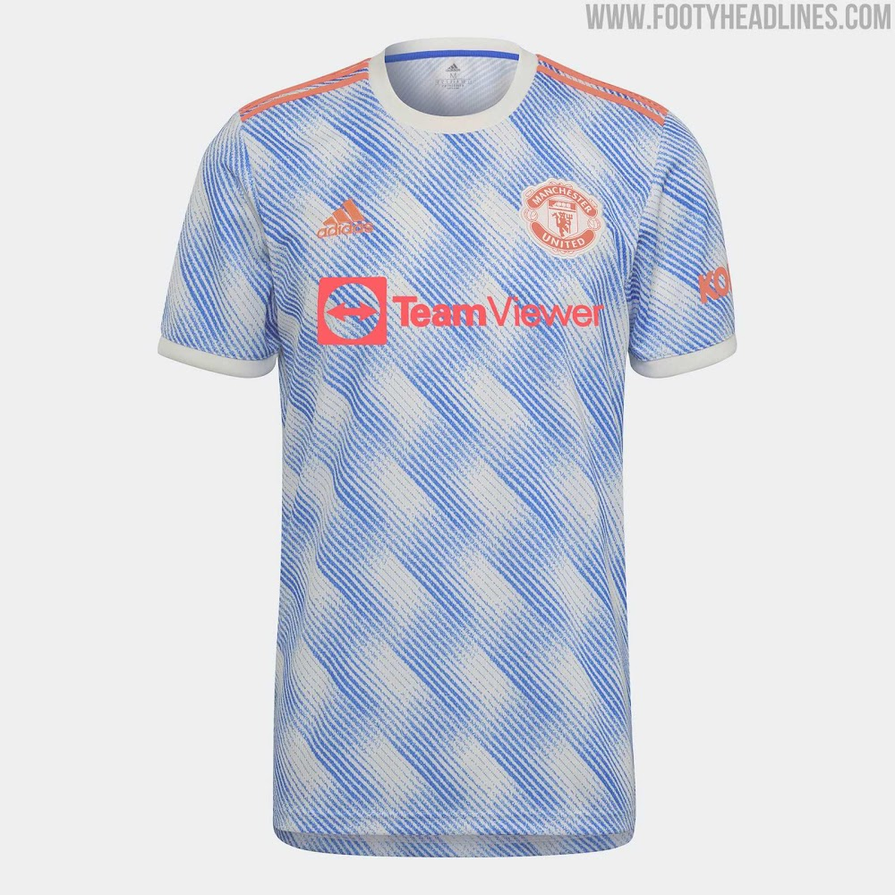Manchester United 21-22 Away Kit Released - Footy Headlines