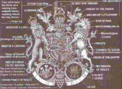 Coat Of Arms Anti-Kristus