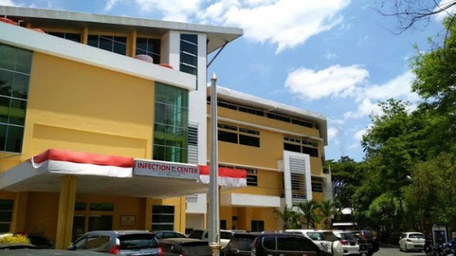 7 Pasien Dalam Pengawasan di RS Wahidin Makassar, 1 Positif Corona