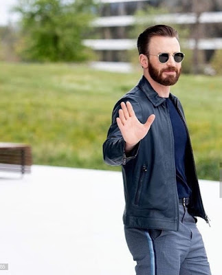 Chris Evans Photos