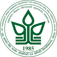 Dr Y. S. Parmar University of Horticulture and Forestry 2021 Jobs Recruitment Notification of Junior Office Assistant Posts