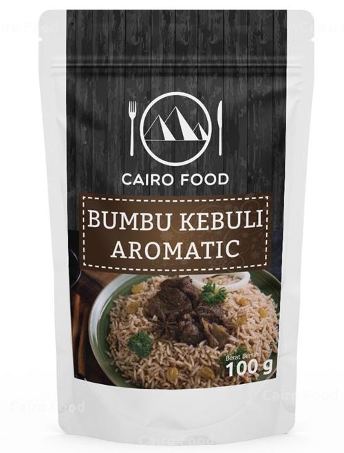Bumbu Nasi Kebuli Aromatic by Cairo Food
