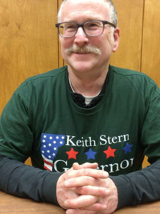 Keith Stern Campaign Shirt