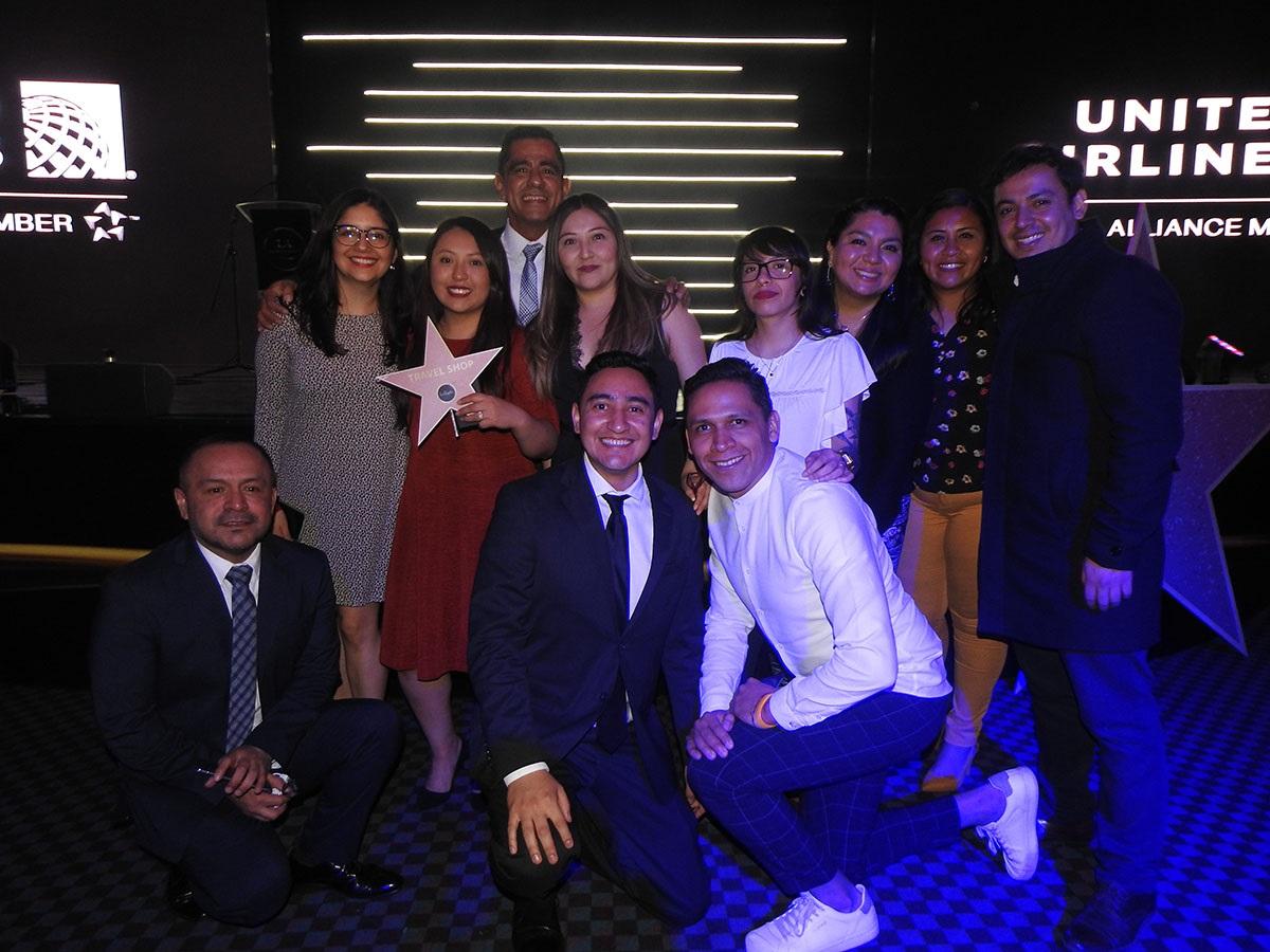 LOS ÁNGELES RECONOCE INDUSTRIA TURÍSTICA AWARDS NIGHT 22