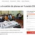 Yucatán rechaza cambio de placas: más de 23 mil firmas reunidas en Change.org en 24 horas