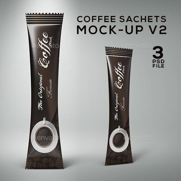 200 Best Sachet Mockup Templates Free Premium