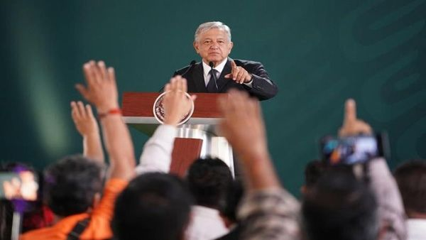 López Obrador descarta amenaza de recesión en México