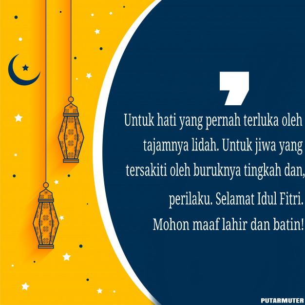 quotes bijak selamat idul fitri
