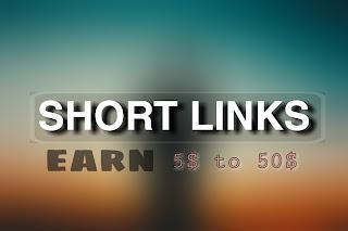 earn money by short links