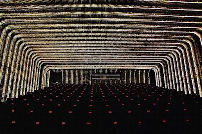 Cineteca De El Matadero,Madrid Spain