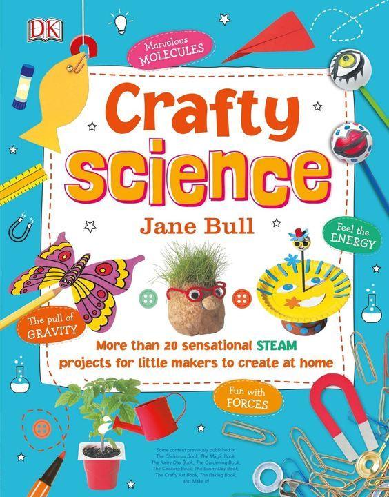 Kid's Craft Book