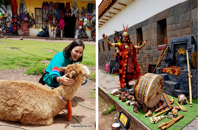 Artesanato típico de Cusco, Peru