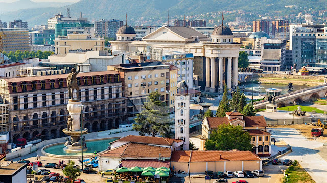 Northern Macedonia: between nature and cultures