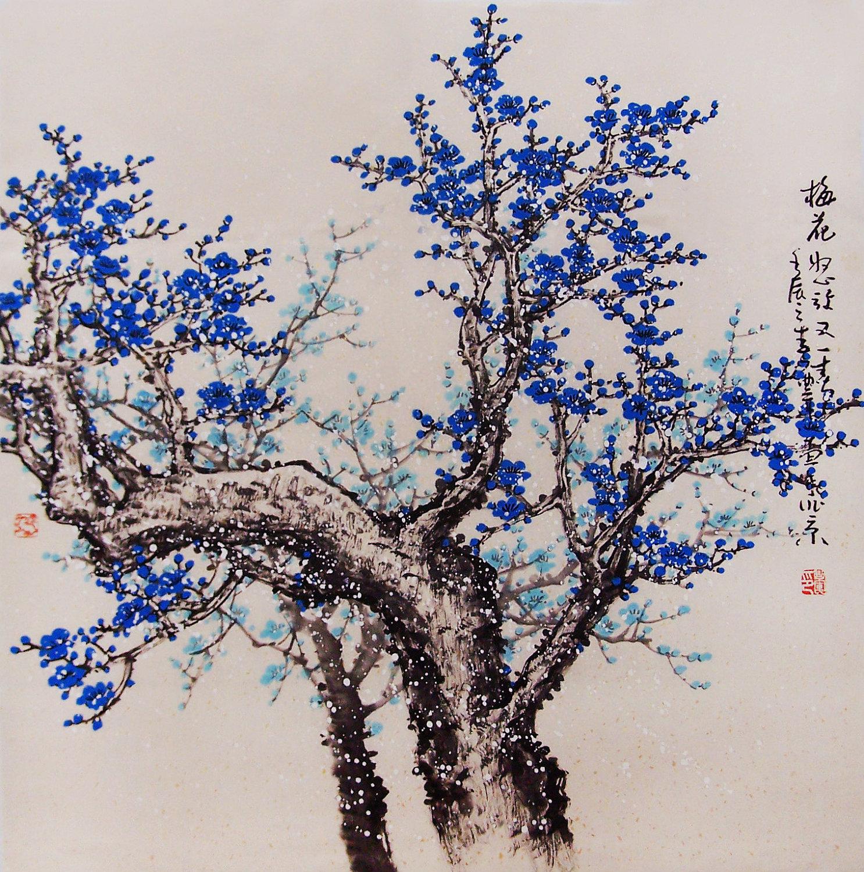 The Art Of Jordan: The Art of Chinese Bush Paintings