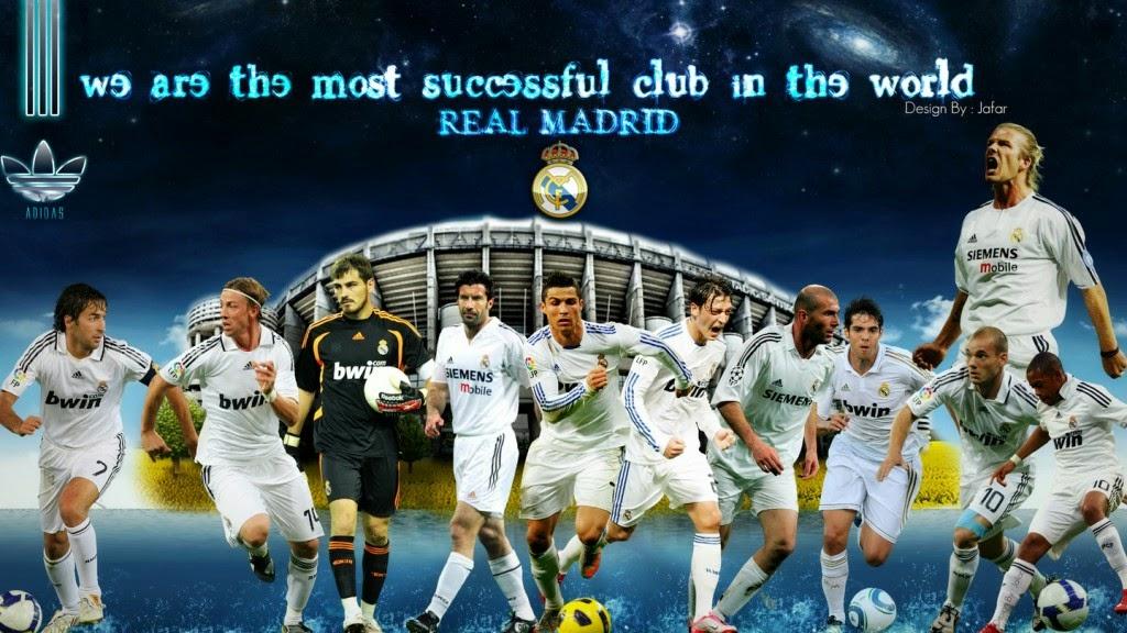 Real Madrid Football Club Wallpaper