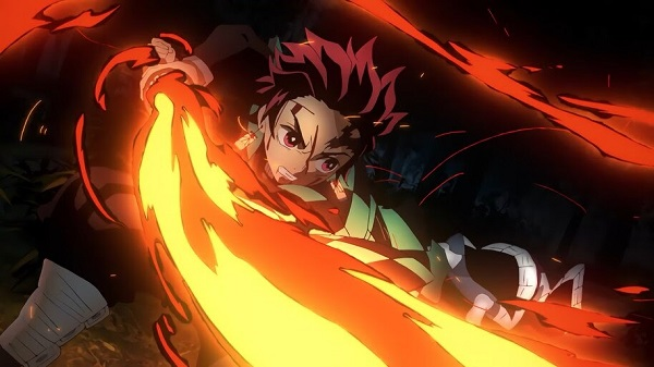 Top 10 Anime of 2019: Demon Slayer: Kimetsu no Yaiba