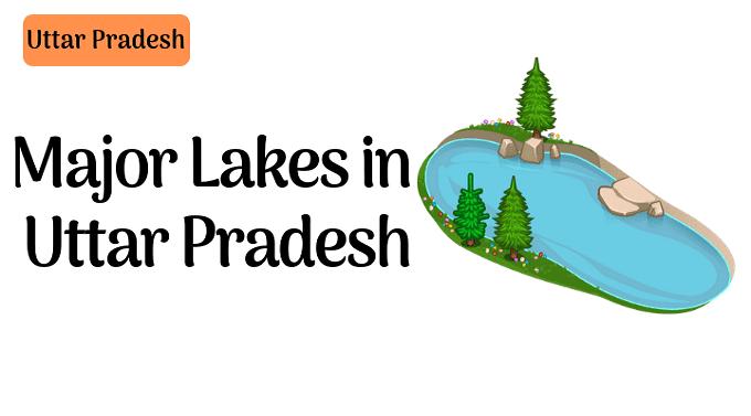 Lakes in Uttar Pradesh