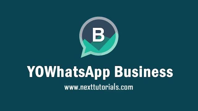 YOWhatsApp Business v13 apk mod Latest Version 2021,Install Aplikasi YOWA Business Terbaru 2021,download tema whatsapp keren,wa mod anti banned