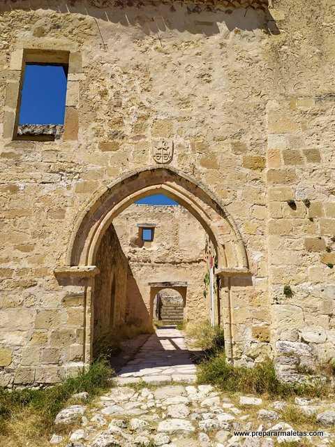 qué ver Hoces del Duratón, ermita san Frutos
