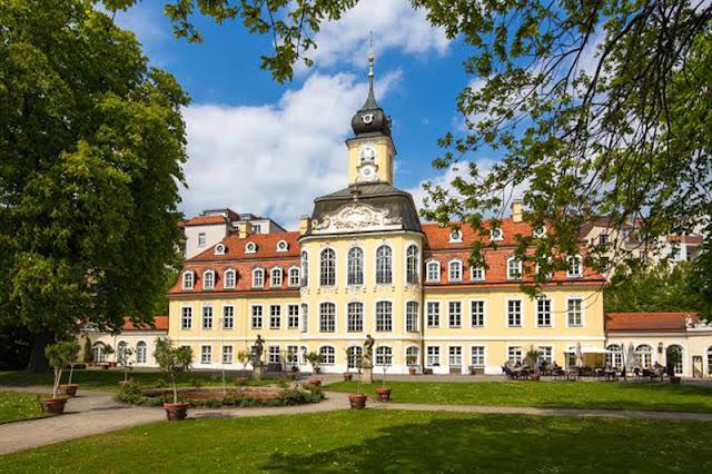 Palácio de Gohliser em Leipzig