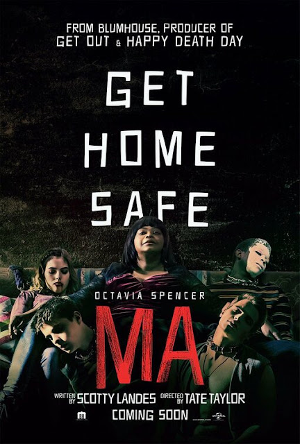 Sinopsis Film Horror Ma (2019) - Octavia Spencer, Diana Silvers