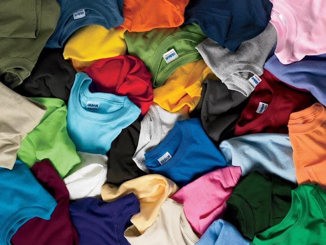 Printing T shirt Malaysia