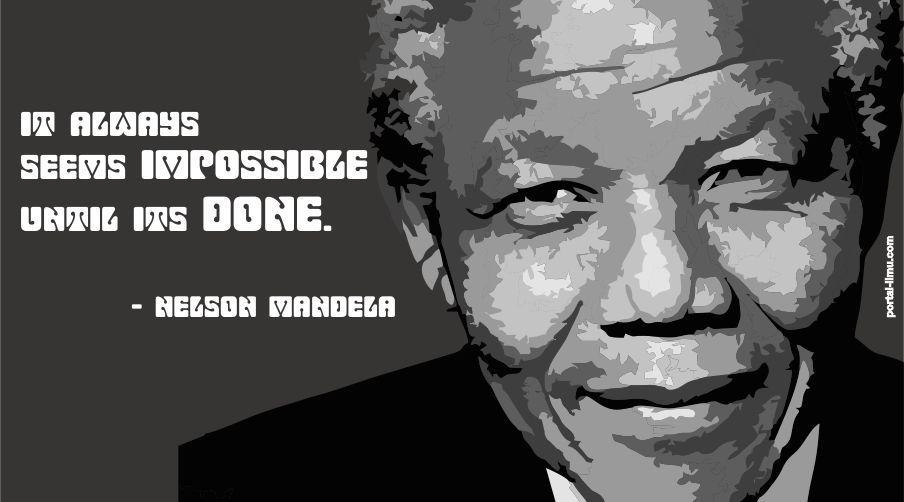 Biografi Nelson Mandela: Sang Pejuang Kemanusiaan