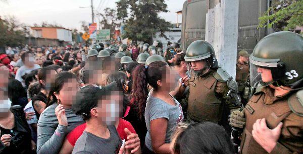 Interno con coronavirus permanecerá en prisión preventiva en Puente Alto