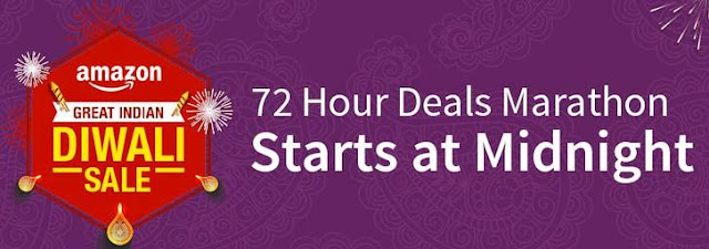 Amazon Great Indian Diwali Sale Starts Tomorrow