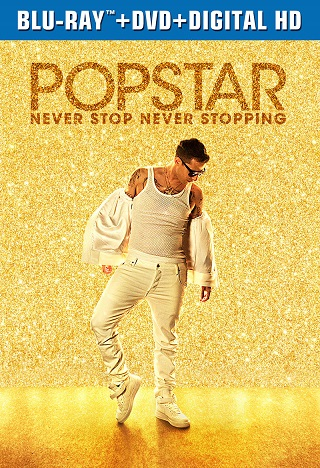 Popstar Never Stop Never Stopping 2016 Dual Audio Hindi 750MB BluRay ESubs 720p