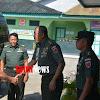 Ketua Tim Kodiklatad TNI AD Bersama Rombongan, Diterima Kasrem 141/Tp Letkol Inf Bobbie Triyantho,