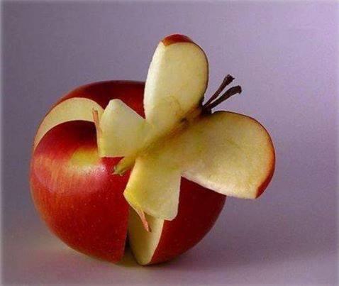 هناك مقولة قديمة عن التفاح تقول .