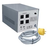 Estabilizador solido de 2000W 2Kva / EN-S2000 - 220vac