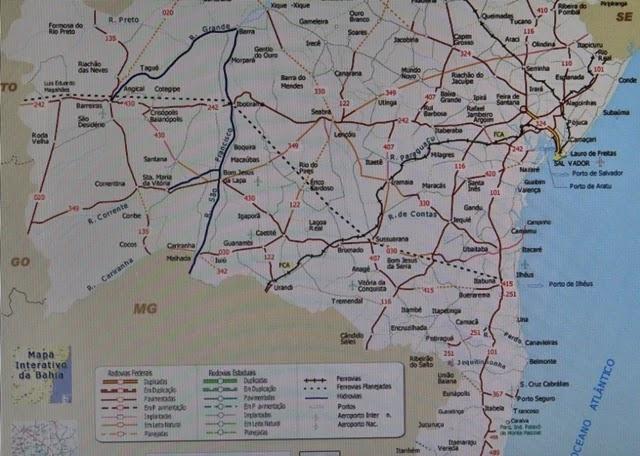 Os municípios estão nas regiões Sudoeste, Chapada Diamantina, Oeste, Leste, Sul, Norte e RMS.