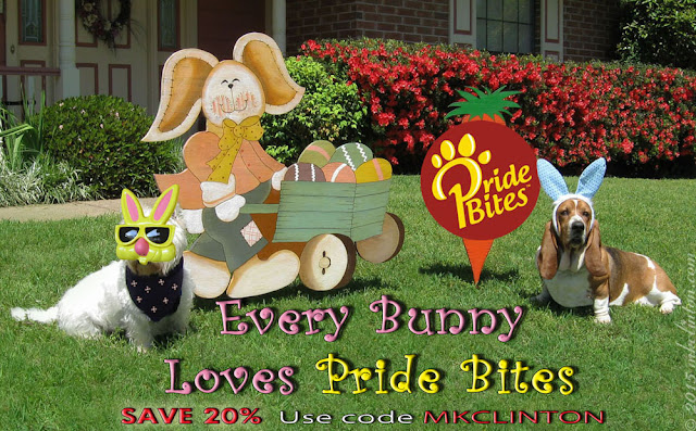 Every bunny loves PrideBItes