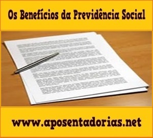Previdência retira a reconsideração no auxílio-doença.
