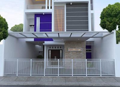 contoh inspirasi rumah impian anda - dekorasi rumah