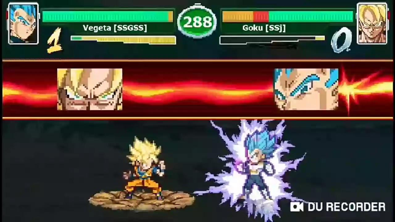 Vegeta Super Saiyan Blue Z Champions