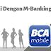 Tarik Tunai Dengan M-Banking