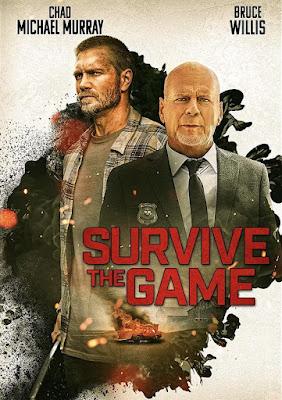 Survive the Game 2021 DVD Custom HD NTSC Latino