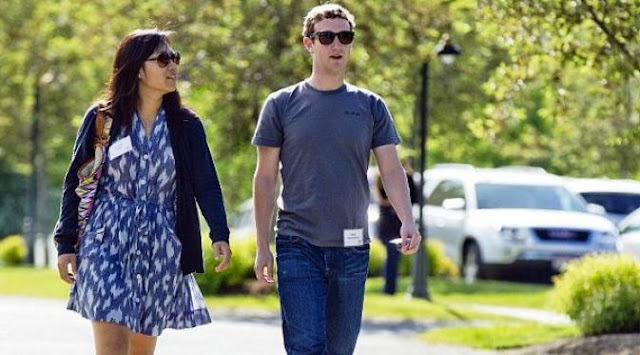 Kesederhanaan Hidup Seorang Mark Zuckerberg