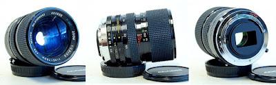 Access P-MC 35-70mm f/2.5~3.5 Macro Zoom (OM Mount) #293