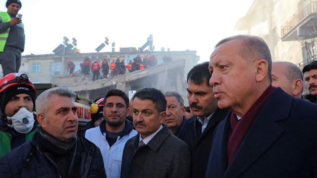 Ερντογάν: Θα χττυπάμε τν στρατό της Συρίας όπου τον συναντάμε