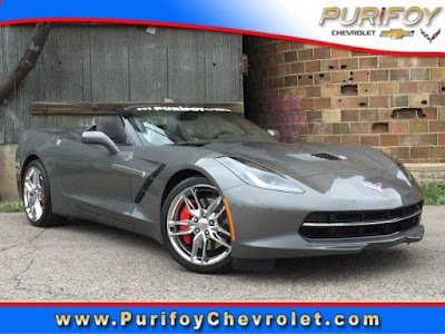 2016 Corvette for sale Purifoy Chevrolet Near Denver