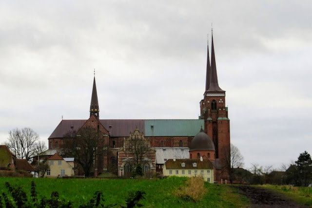 Copenhagen in Winter: Roskilde Cathedral
