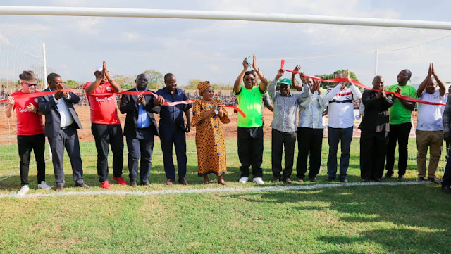 SIMBA SC NA NAMUNGO FC WASHINDWA KUTAMBIANA MBELE YA WAZIRI MKUU KASSIM MAJALIWA